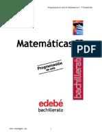 matematicas 2. edebe