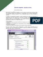 1-Simplificacion Registral - Empleadores AFIP