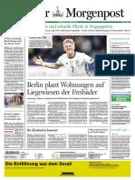 Berliner Morgenpost - 13 Juni 2016