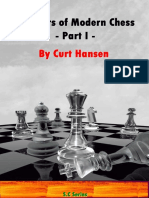 Curt Hansen - Inventors of Modern Chess - Part I