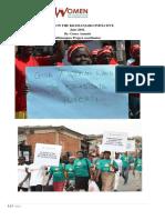 Update- Kilimanjaro Initiative June 2016