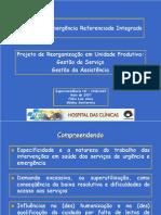 Urgência Emergência Fábio Alves HC-UNICAMP