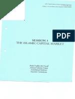 20031003 Session 3 the Islamic Capital Market