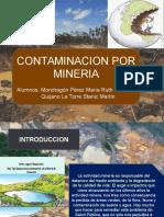 Contaminacion Por Mineria