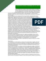 La metacognición y la comprensión de lectura (estrategias para estudiantes con nivel superior).doc