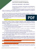 Resolucao Anp 42_2011-Autoriz. Operac. Marcada