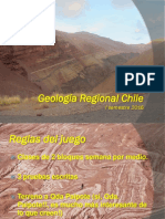 geology chile