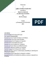 Kategismus of Logika of Tinken Ûnderwiis Fêststeld Nei-frysk-Gustav Theodor Fechner