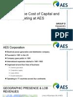 AES Case Presentation