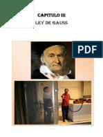 Ley de Gauss - Física General III - Problemas Resueltos