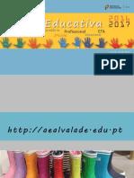 Os nossos cursos e níveis para 2016/2017