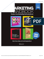 Marketing Handbook Volume 2