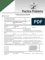 Fluid Mechanics Questions