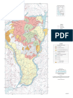 Mapa 2- Mapa Geomorfologico Del Sistema Volcanico Yucamane