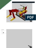 LEGO Cargador