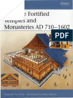 Osprey - Fortress 034 - Japanese Fortified Temples and Monasteries AD 710-1062