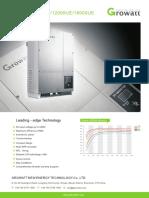 growatt data sheet.pdf