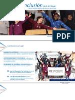 Informe Nacional sobre Expulsión Escolar
