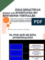 Estrategias Didacticas Para La Enseanza en Entornos Virtuales 2016
