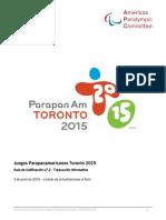 Toronto 2015 Qualification Guide v.7.2 (ES)