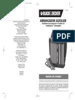 Arrancador Black Decker VEC012BD