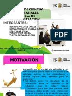 Diapositivas de Motivacion Terminada RETOCADA