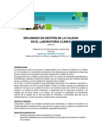 Gestion Calidad Laboratorio Clinico II Sem Act