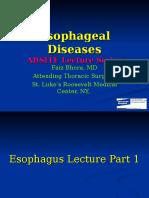 ABSITE Esophagus
