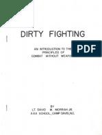 Dirty Fighting by Lt David Morrah