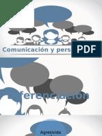 Comunicación y Personalidad