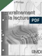 Mdi Perfectionnement Au Calcul Cm2 Coloriages Codes Zecol Fraction Mathematiques Multiplication