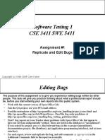 Bug Edits Assign