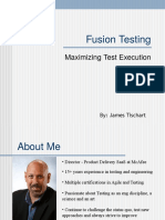 FusionTesting-MaximizingTestExecution.ppt
