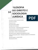 Apostila Filosofia e Sociologia