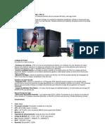 Consola PlayStation 4 (PS4) 500GB + FIFA 16