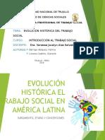 Evolucion Historica Del Trabajo Social