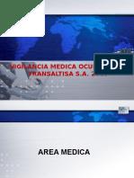 Vigilancia Medica Ocupacional Trn