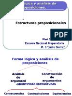 Estructuras Proposicionales