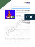 Convergencia y unión entre musicología y folclore - Ramón Pelinski
