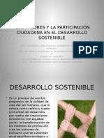 12. Los Valores y La Participación Ciudadana En el desarrollo sotenible