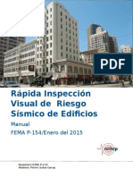 Rápida Inspección Visual de Edificios de Potencial Riesgo Sísmico