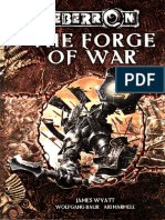 Eberron - The Forge of War