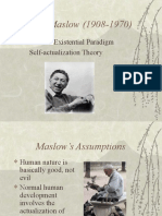 personalitymaslow ppt  1