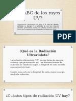 Efectos Nocivos de La Radiacion Solar Completo