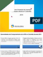 Reporte de Inversion - 2015-4
