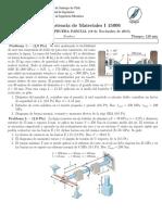 PEP 1 - Resistencia de Materiales (2013-2)