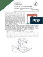 PEP 1 - Resistencia de Materiales (2014-1)