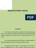 Derecho Penal Fiscal Parte 1