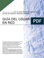 Guía Del Usuario en Red