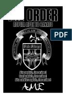 OrderTHE ORDER